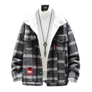 Loose Wool Jacket