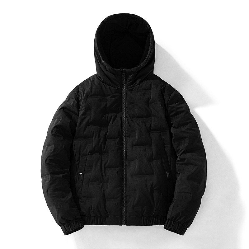 Slim Fit Streetwear Coat