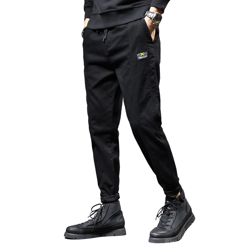 Casual Slim Fit Joggers