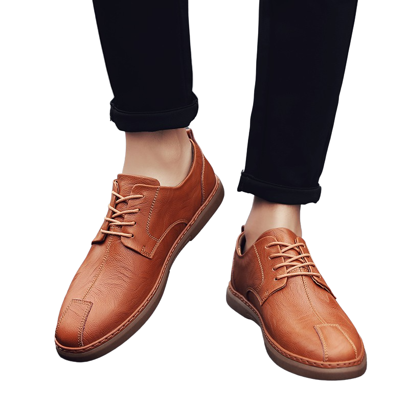 Elegant Oxford Leather Shoes