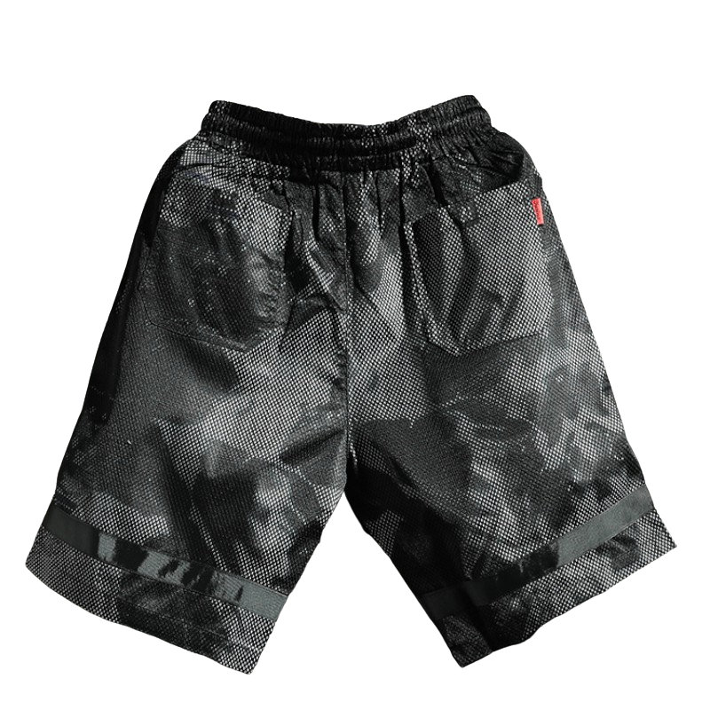 Leisure Camouflage Shorts