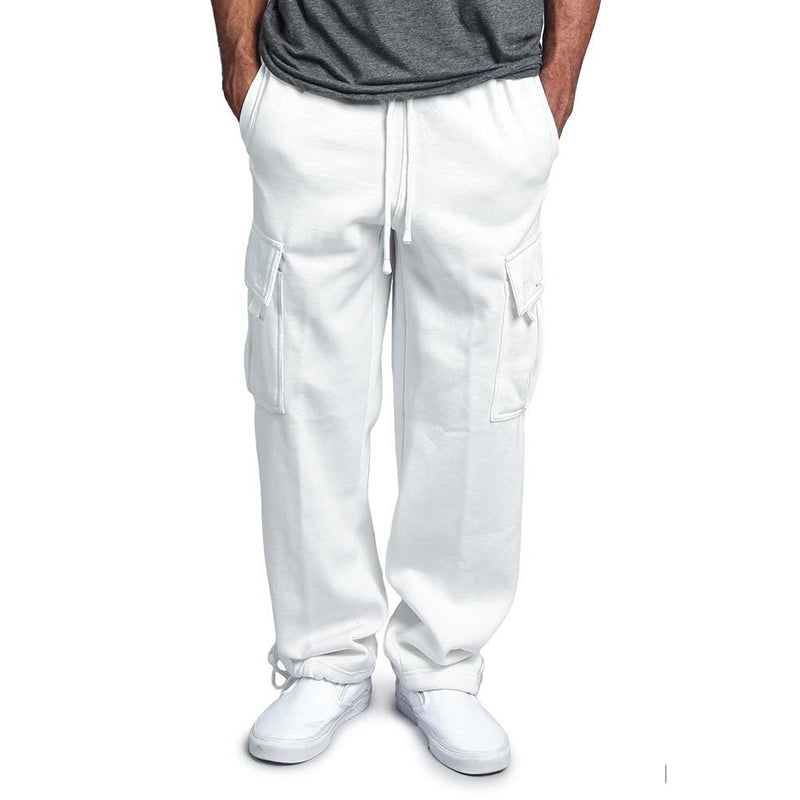 Sport Cargo Sweatpants