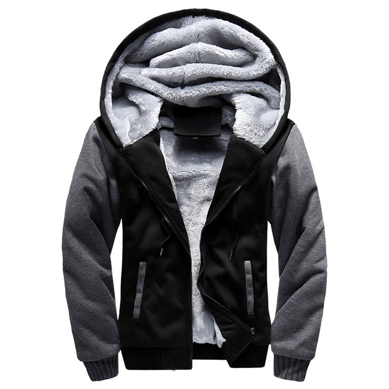 Harvey Zip Up Hoodie