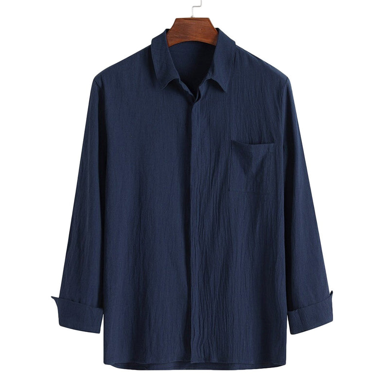 Light Button-Down Shirt