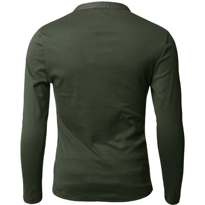 Marcus Long Sleeve Shirt