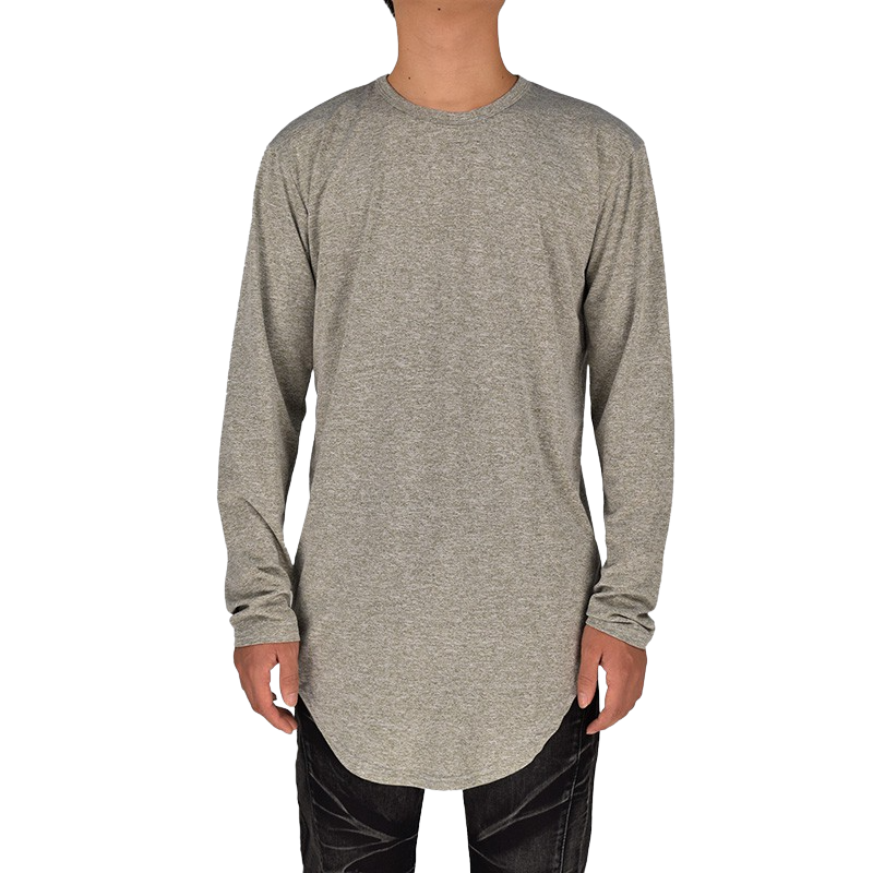 Marl-Knitted Sweater
