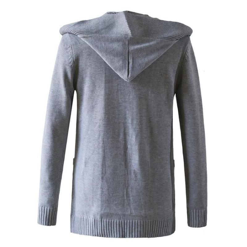 Bryson Hooded Cardigan
