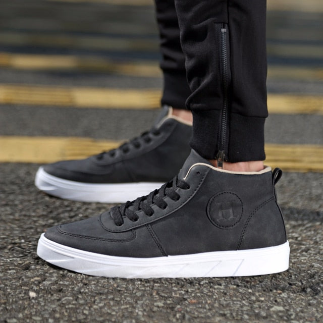 Classic High Top Shoes