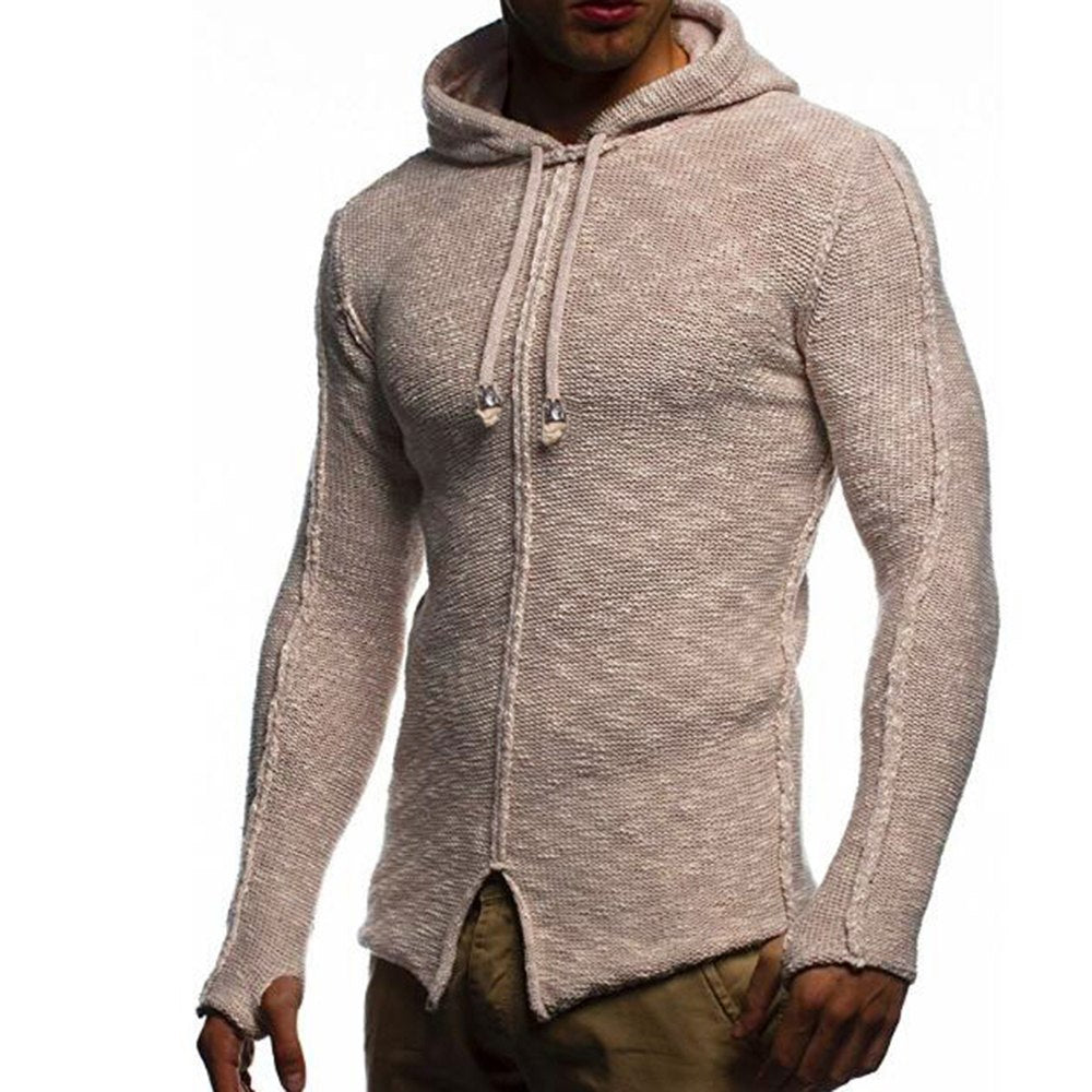Sutton Knitted Hoodie