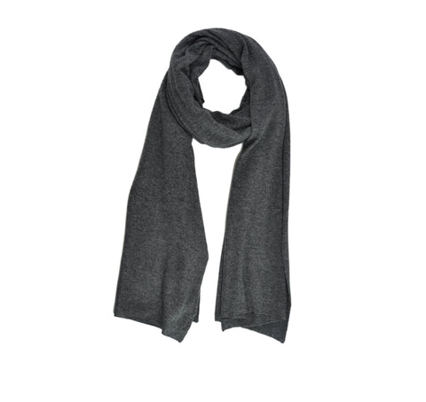 100% Cashmere Knitted  charcoal scarves , shawl for men and women  loved by all age