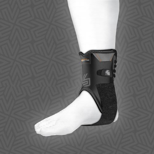 Ankle Stabiliser with Flexible Support Stays