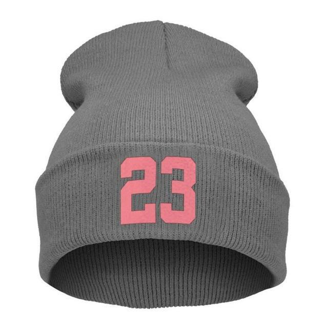 Pacific Pike -  23 Beanie  -  Pink / United States  -