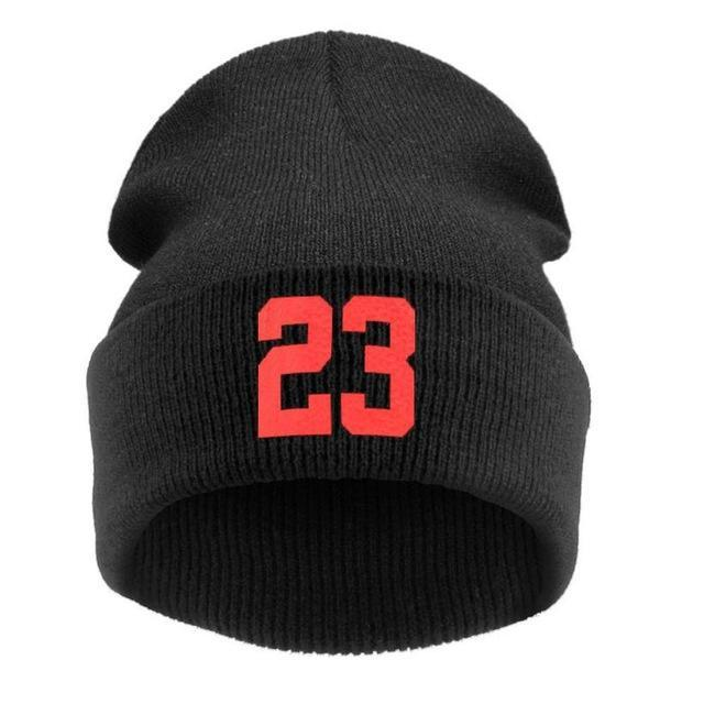 Pacific Pike -  23 Beanie  -  Red / United States  -