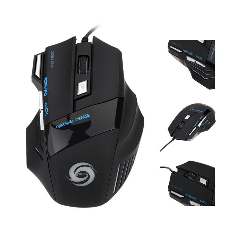 7-Button Wired Gaming Mouse