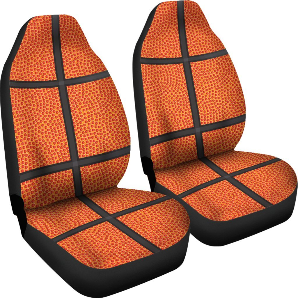 Pacific Pike -  Basketball Seat Covers (Set of 2)  -  Basketball Seat Covers (Set of 2)  -