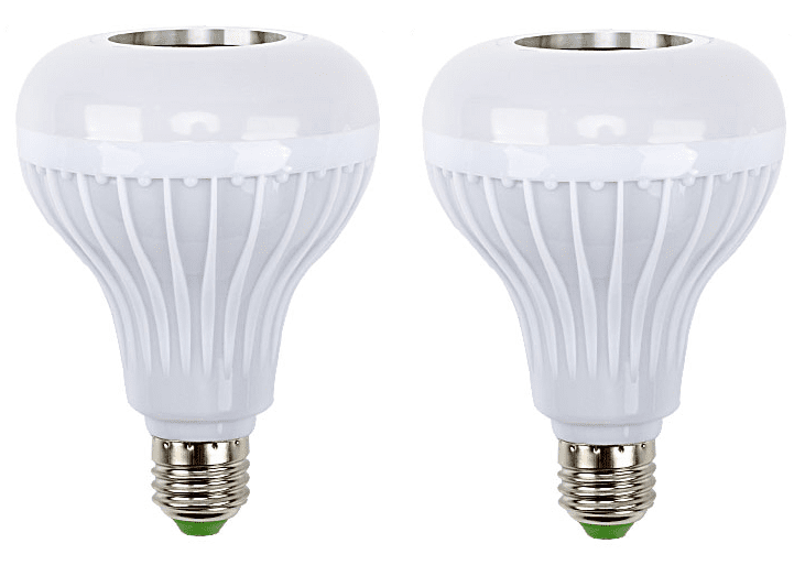 Pacific Pike -  Bluetooth Light Bulb Speaker  -  BUY 2 (SAVE)  -  Gadgets