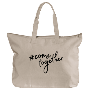 Pacific Pike -  Come Together Bag  -  One Size / Natural  -  tshirt