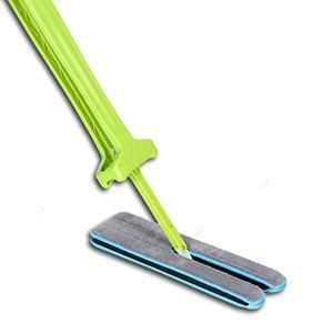 Pacific Pike -  Double Sided Magic Mop  -  Green  -