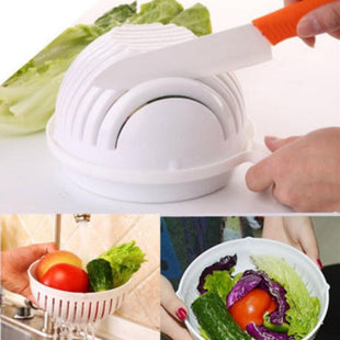 Pacific Pike -  Easy Salad Maker  -  Green  -
