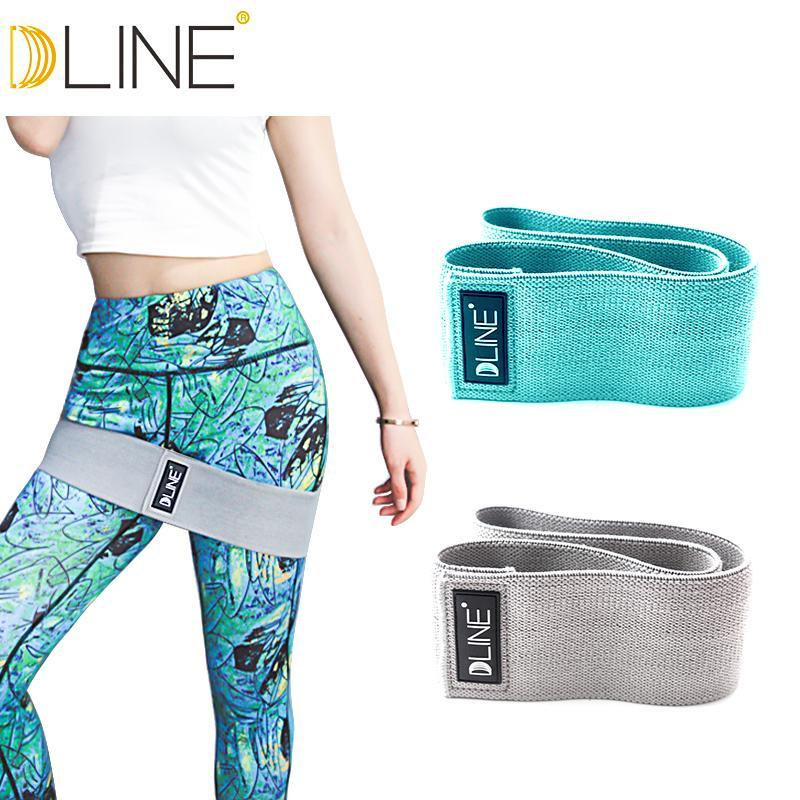 Fitness Hip Resistance Bands