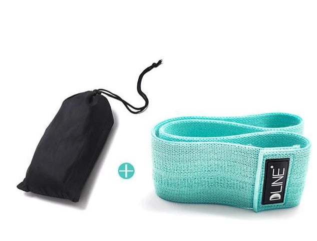 Pacific Pike -  Fitness Hip Resistance Bands  -  Sky blue / United States  -  fitness equipment