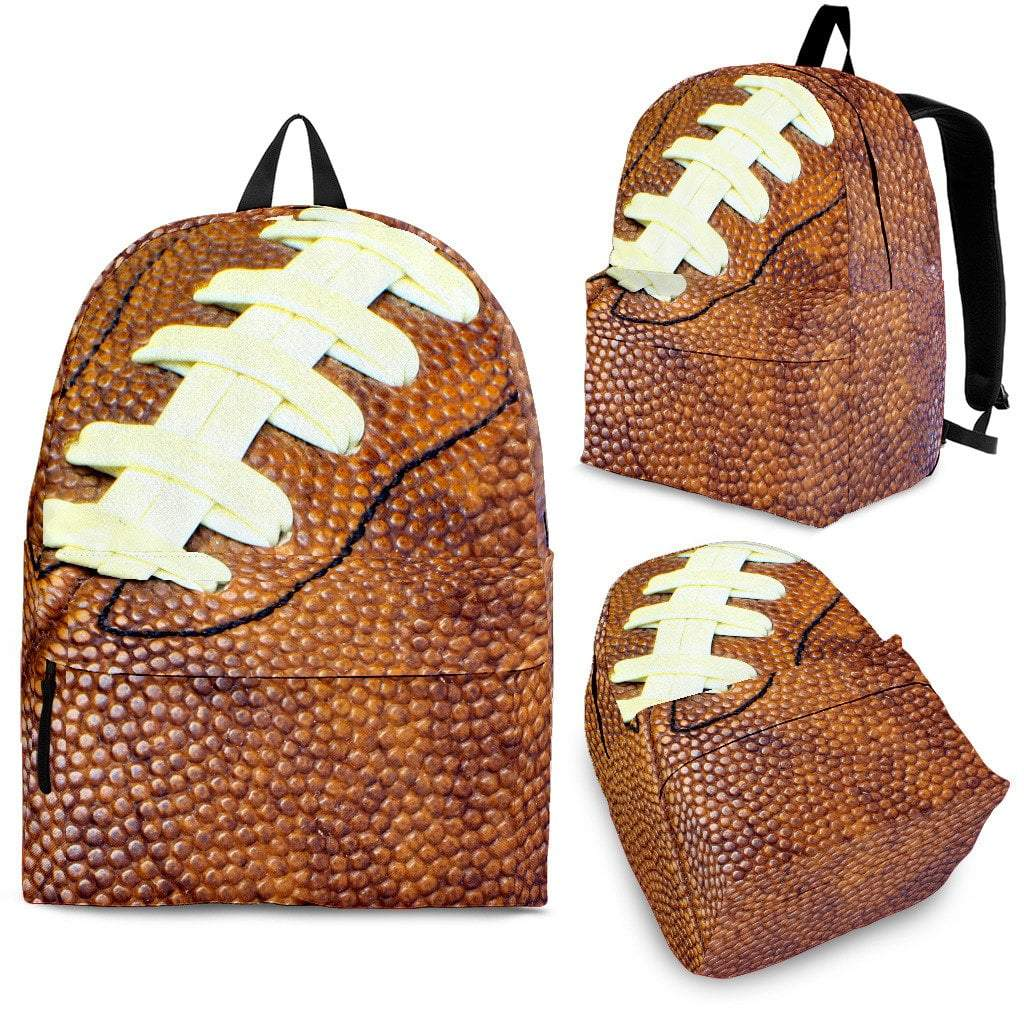 Pacific Pike -  Football Backpack  -  Backpack / Adult (Ages 13+)  -  Backpack