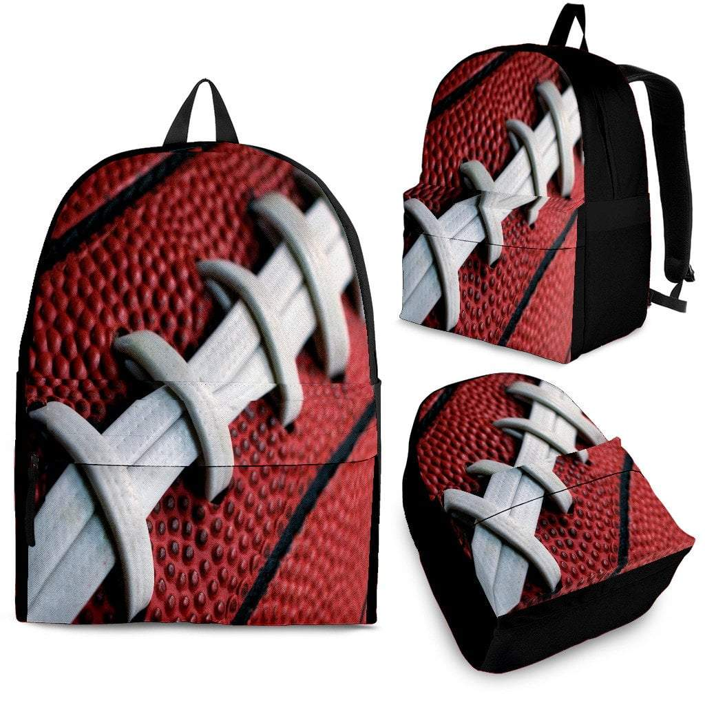 Pacific Pike -  Football Backpack  -  Backpack / Youth (Ages 8 to 12)  -  Backpack
