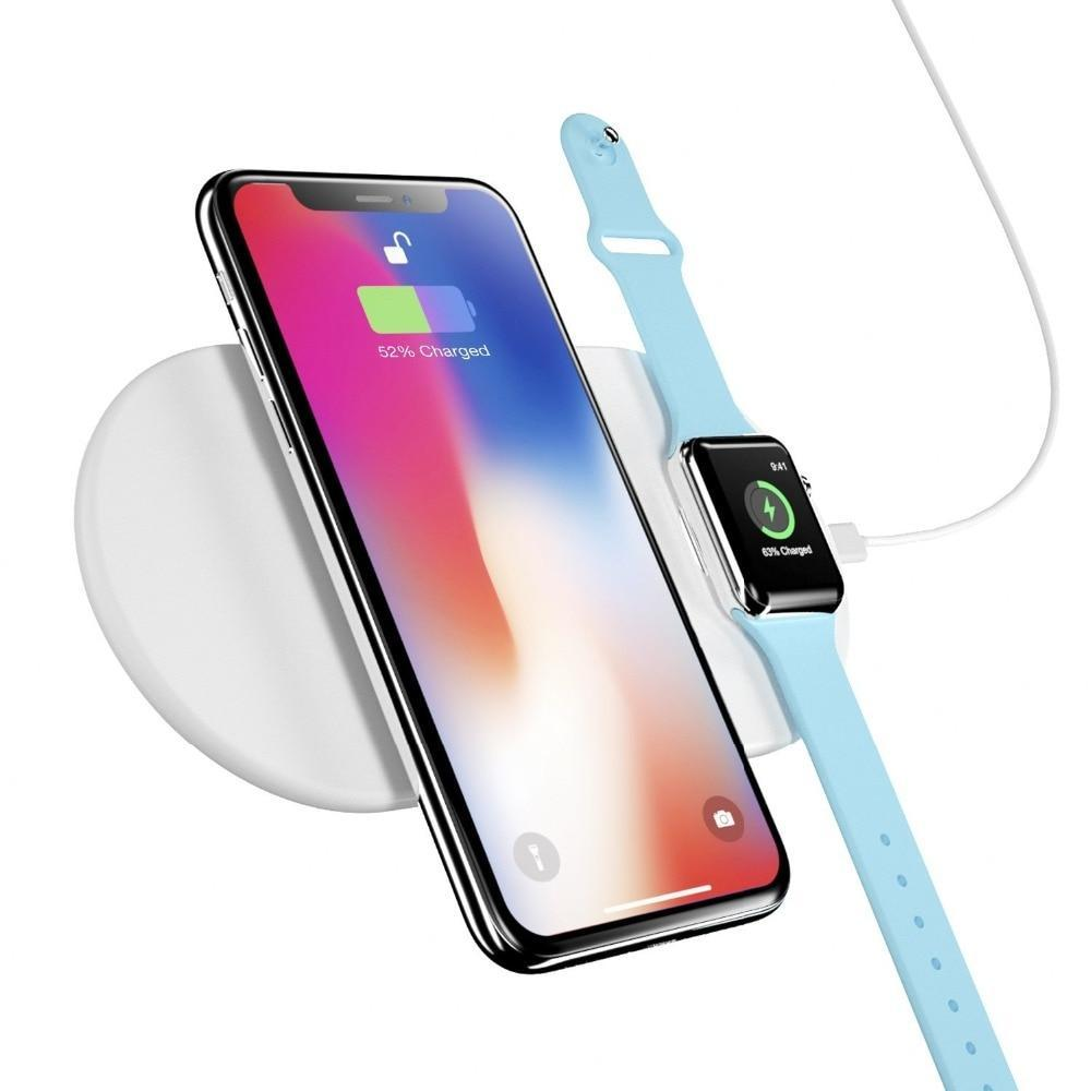 Pacific Pike -  iPhone Charging Pad (3 in 1 Fast Charging)  -   -  Phone Accessories