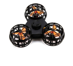 Pacific Pike -  MAC 1 Flying Fidget Spinner  -  Black / Buy 1  -  Fidget Spinner