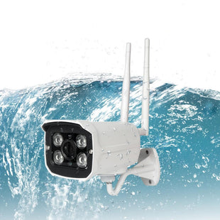 Pacific Pike -  MEGA 1080P Outdoor Waterproof IP Cloud Security Camera  -  1080p / EU Plug / BUY ONE  -