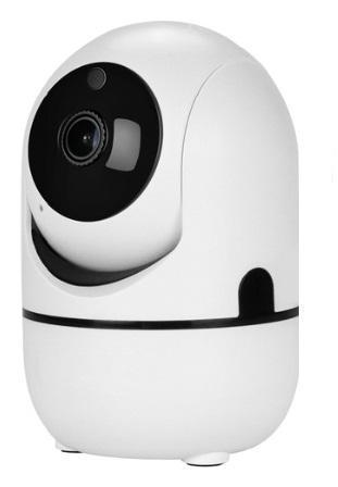 Pacific Pike -  MEGA Smart IP Cloud Security Camera  -  1080P (WHITE) / US Plug / BUY ONE  -  Home Security