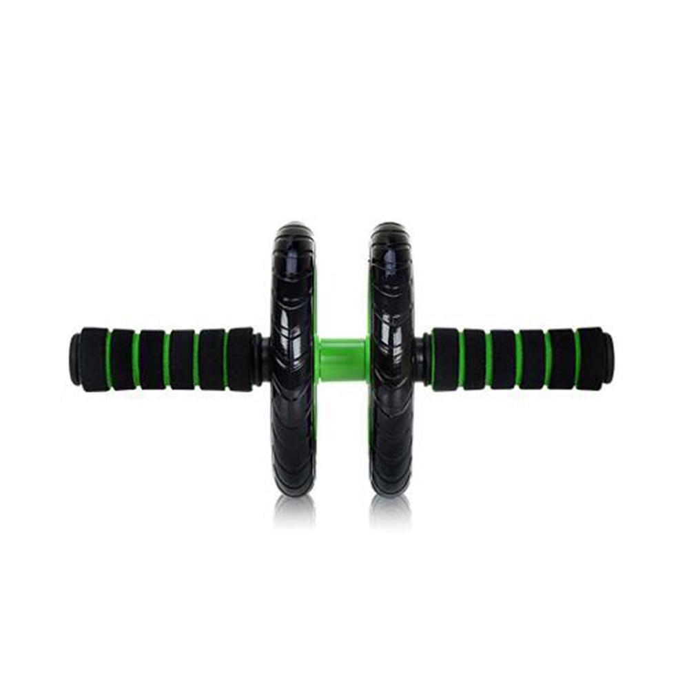 Pacific Pike -  New Green Abdominal Wheel Ab Roller With Mat  -   -  fitness equipment
