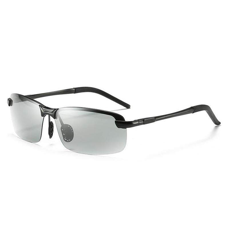Pacific Pike -  Photochromic Sunglasses  -  Black  -