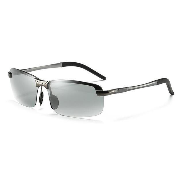 Pacific Pike -  Photochromic Sunglasses  -  Gray  -