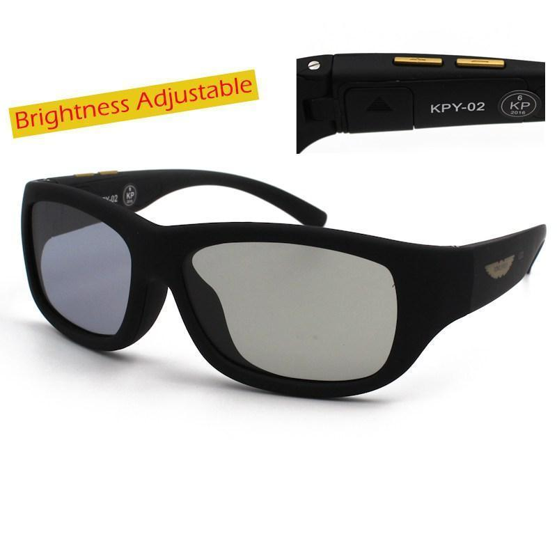 Pacific Pike -  Polarized Adjustable Lens Sunglasses  -  BUY ONE PAIR  -