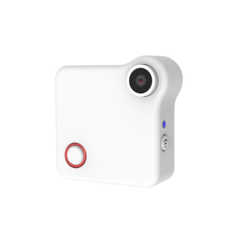 Pacific Pike -  Premium WiFi Portable HD Mini Camera  -  White / BUY ONE  -