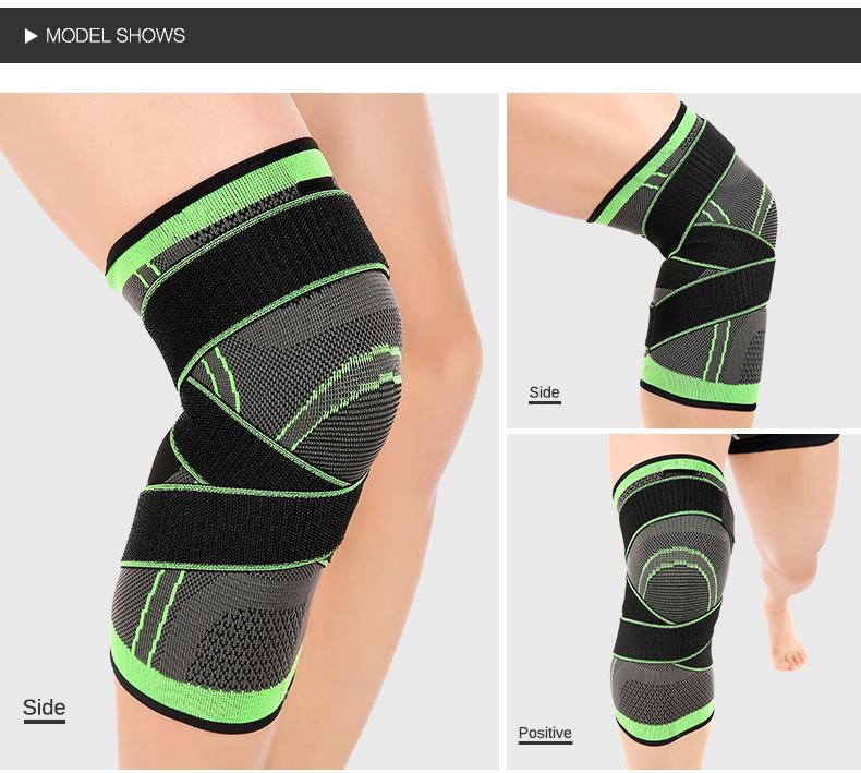 Pacific Pike -  Prolite™ Active Knee Pad  -  M / BUY ONE  -  Massage & Relaxation