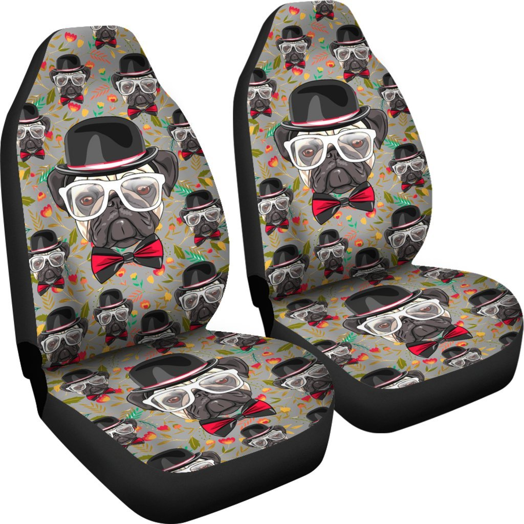 Pacific Pike -  PUG Car Seat Covers  -  PUG Car Seat Covers  -