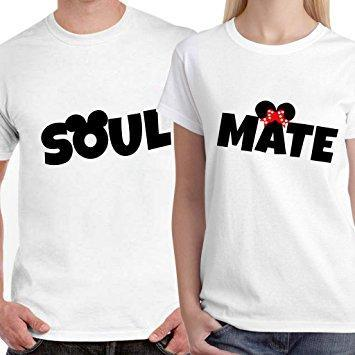 Pacific Pike -  Soul Mate Themed Shirts For Couples  -  S / S  -