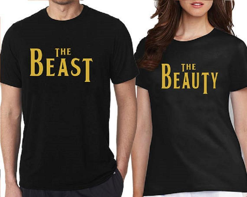 Pacific Pike -  The Beauty & The Beast - Couples  -  S / S  -
