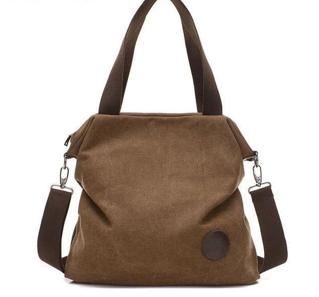Pacific Pike -  The Petite Outlander  -  Coffee  -  Shoulder Bags