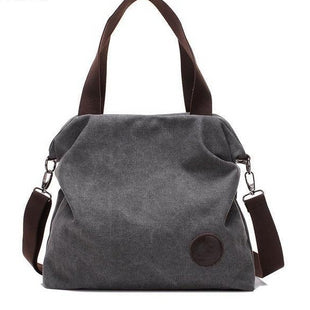 Pacific Pike -  The Petite Outlander  -  Gray  -  Shoulder Bags