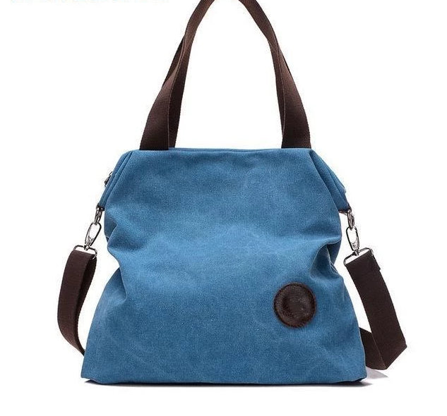 Pacific Pike -  The Petite Outlander  -  Lake Blue  -  Shoulder Bags