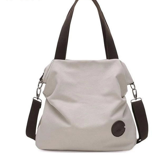 Pacific Pike -  The Petite Outlander  -  White  -  Shoulder Bags