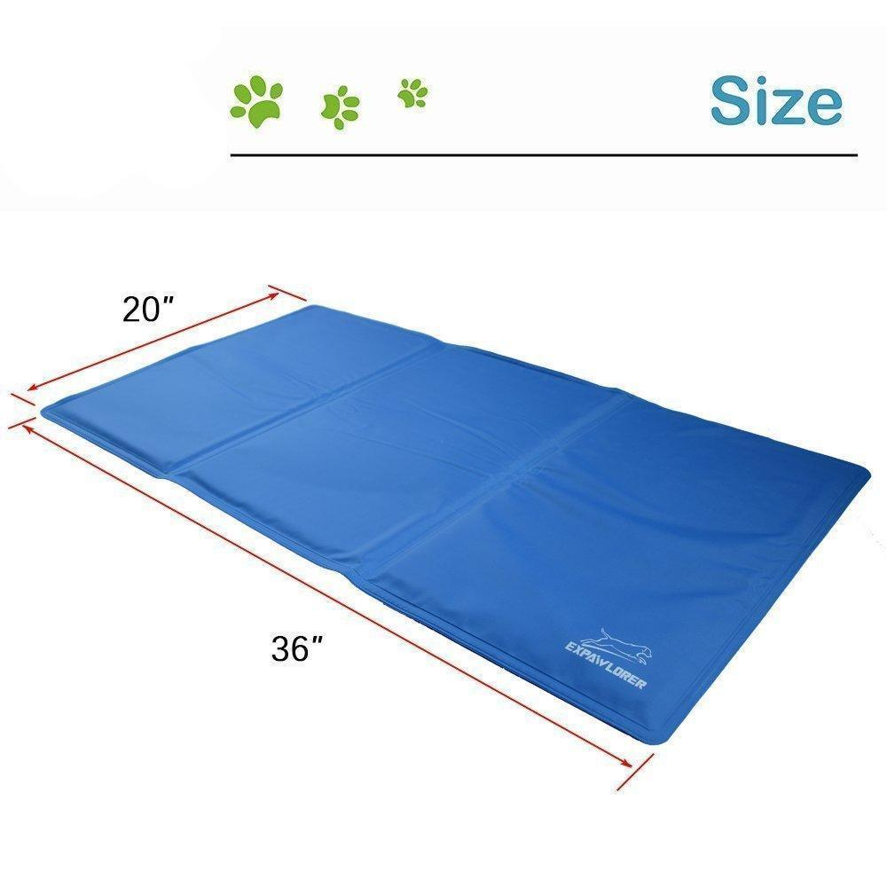 Pacific Pike -  The Self-Cooling Pet Pad  -  Large / BUY ONE  -