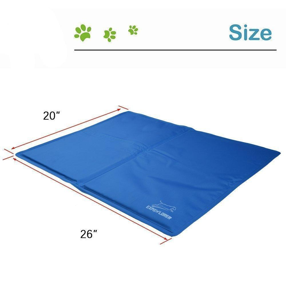 Pacific Pike -  The Self-Cooling Pet Pad  -  Small / BUY 2 (SAVE)  -