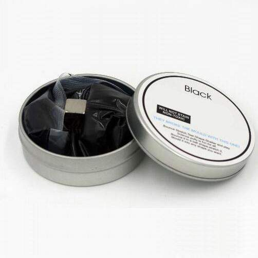 Pacific Pike -  ThinkMud™ Magnetic Slime  -  Black / Buy 1  -  Massage & Relaxation