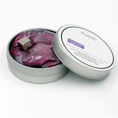 Pacific Pike -  ThinkMud™ Magnetic Slime  -  Purple / Buy 1  -  Massage & Relaxation