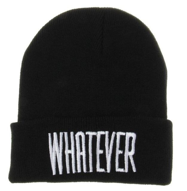 Pacific Pike -  Whatever Beanie  -  Black / United States  -