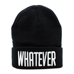 Pacific Pike -  Whatever Beanie  -  White / United States  -